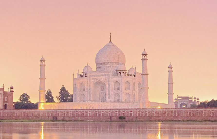 5 Nights and 6 Days Golden Triangle Tour