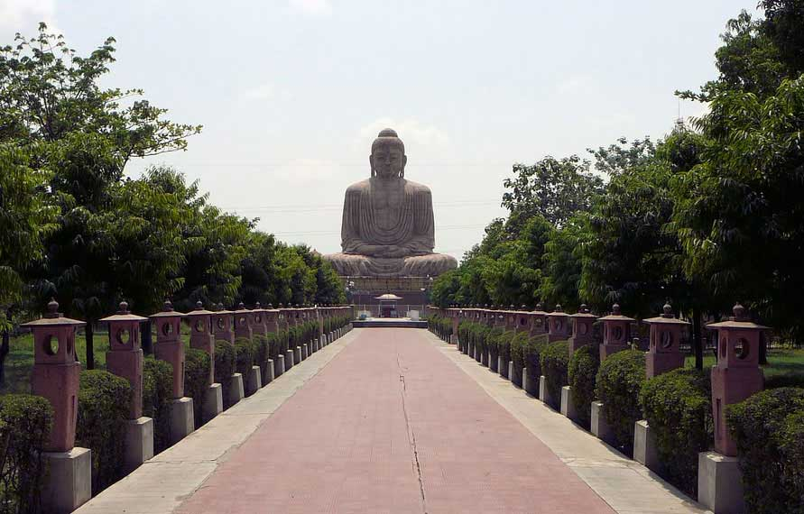 Golden Triangle Tour with Ganges and Bodhgaya