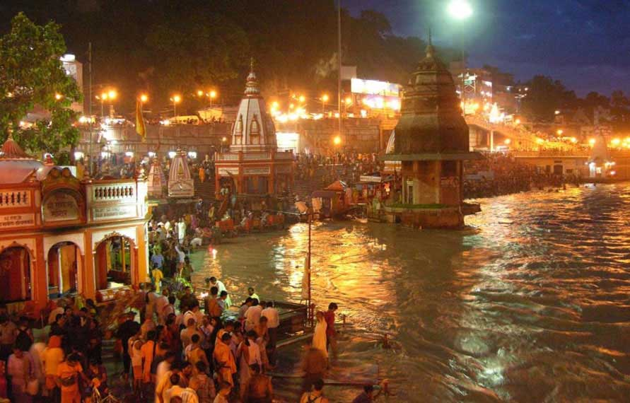 Golden Triangle Tour with Haridwar
