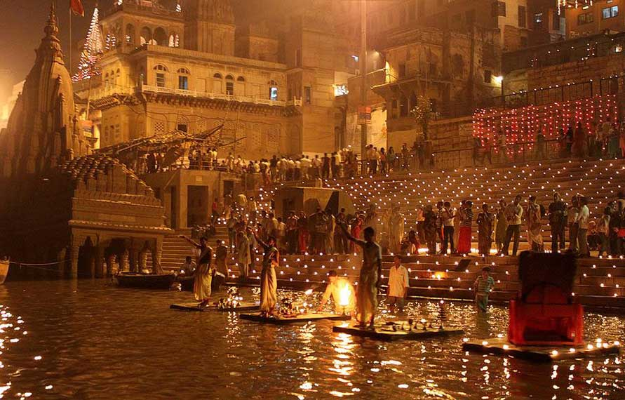 India Golden Triangle Tour with Varanasi
