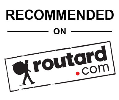 Recommended on Routard